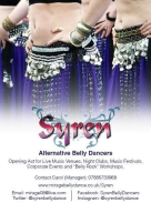 Syren Belly dancers