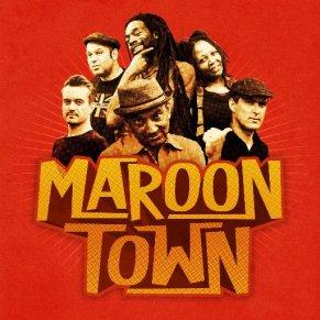 maroon towm